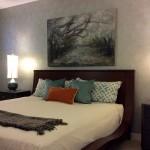 Fisk bedroom